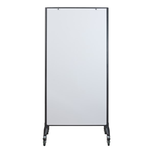 Best Rite Manufacturing Trek Mobile Magnetic Dry Erase Room Divider At School Outfitters