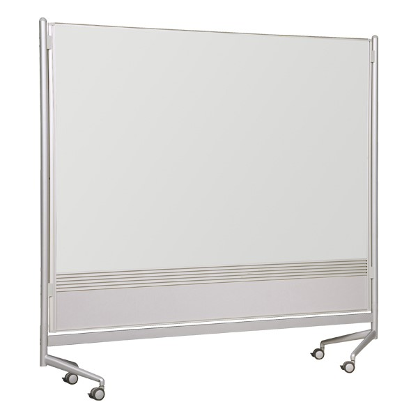 Double-Sided HPL Markerboard Partition
