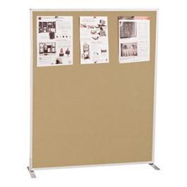 5\' H Modular Fabric Panel - Starter Unit