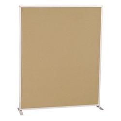 6' H Modular Fabric Panel - Starter Unit (3' L)