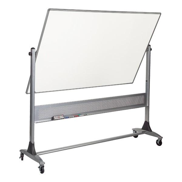 Platimun Series Magnetic Markerboard/Corkboard w/ Aluminum Frame