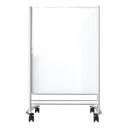 Visionary Mobile Magnetic Glass Markerboard
