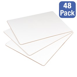Dry Erase Lapboards - Package of 48
