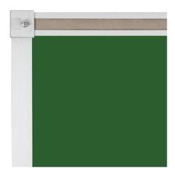 Porcelain Steel Magnetic Chalkboard - Maprail detail