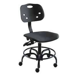 ArmorSeat Task Chair - Black