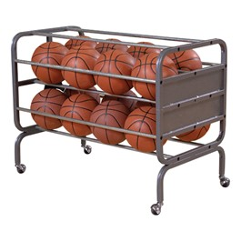 Lockable Ball Cart – 16 Ball Capacity