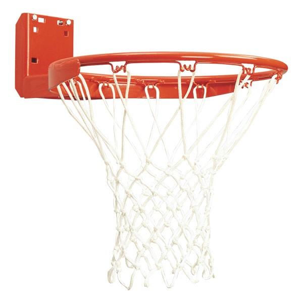 Heavy-Duty Basketball Hoop - Rear-Mount