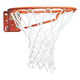 Heavy-Duty Basketball Hoop - Front-Mount