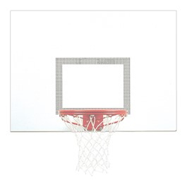 Playground Steel Backboard – Perforated