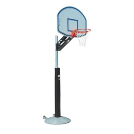Quickchange Playground Basketball System – Portable (Pole padding sold separately)