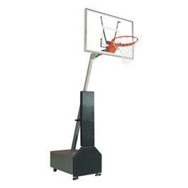 Acrylic Backboard Portable/Adjustable Basketball System