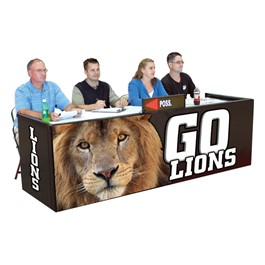 8\' School Spirit Table