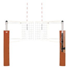 CarbonMax Lightweight Volleyball System