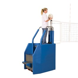 Arena II Freestanding Portable Volleyball System