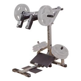 Leverage Squat & Calf Raise Machine