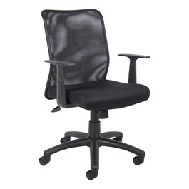 Budget Mesh Task Chair w/ Arms