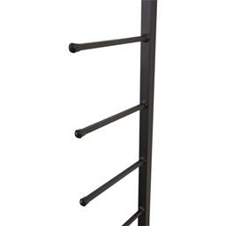 High-Capacity Blueprint Storage Rack - 13 Openings - Frame