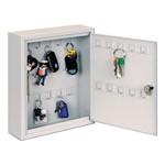 28-Hook Key Cabinet