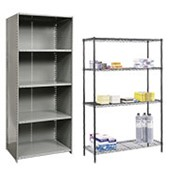Kitchen Storage Cabinets & Commercial Shelving