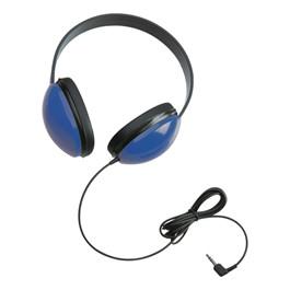 Colorful Preschool Headphones - Blue