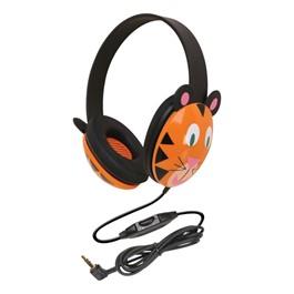 Animal Preschool Headphones - Tiger