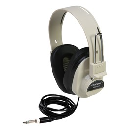 2924AV Mono Headphones w/ Replaceable Straight Cord