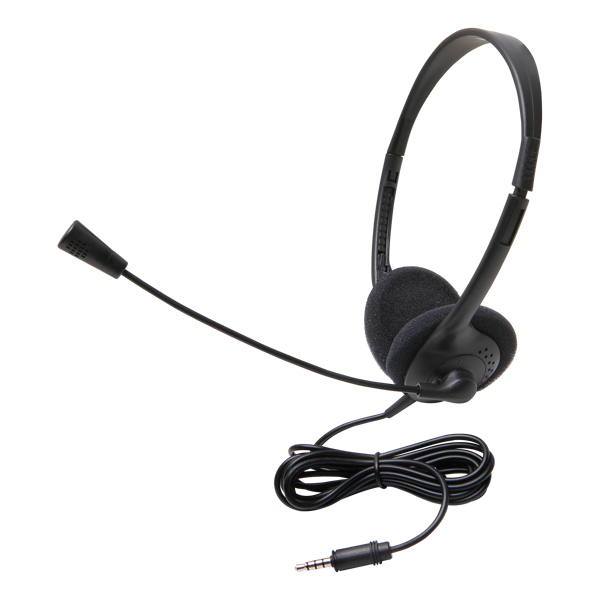 Califone To Go Mobile Device Headset