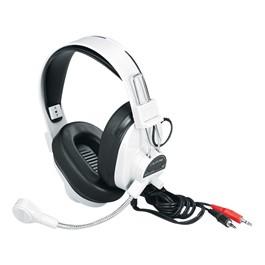3066AV Headphones w/ Boom Microphone