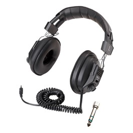 3068AV Switchable Stereo/Mono Headphones