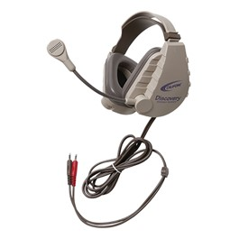 Discovery Stereo Headset w/ Dynamic Mic