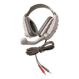 Discovery Stereo Headset w/ Electret Mic