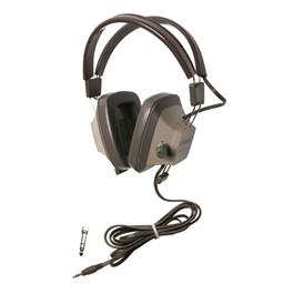 Explorer Stereo/Mono Headphones w/ Volume Control