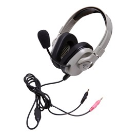 Titanium Series Washable 3.5mm Headphone w/ Mic