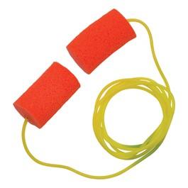 Disposable Foam Earplugs w/ Cord