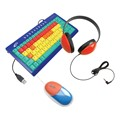 Kids' Headphones & Computer Package