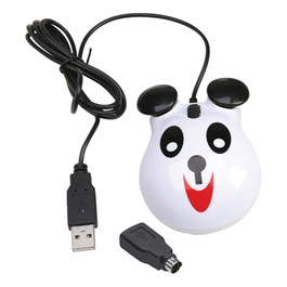 Animal-Themed Computer Mouse - Panda