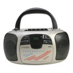 Spirit CD/Cassette Player w/ AM/FM Radio