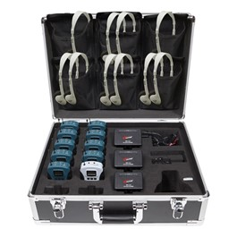 10-Person Assistive Listening System