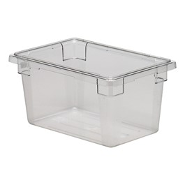 "Camwear Polycarbonate Food Boxes - Six-Pack (12"" W x 18\"" D x 9\"" H)"