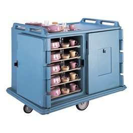 Meal Delivery Cart - Low Profile
