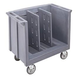 Adjustable Tray & Dish Cart