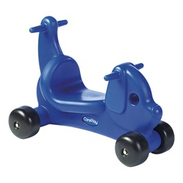 CarePlay Puppy Ride-On Walker - Blue