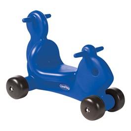 CarePlay Squirrel Ride-On Walker - Blue