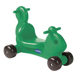 CarePlay Squirrel Ride-On Walker - Green