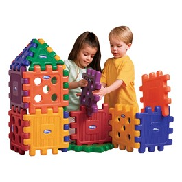 CarePlay Grid Blocks - 16 Pieces