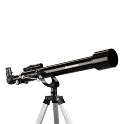PowerSeeker Telescope w/ Altazimuth Mount - 60mm Aperture