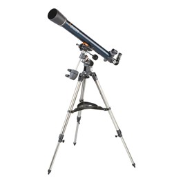 AstroMaster Series Telescope w/ German Equatorial Mount - 70mm Aperture