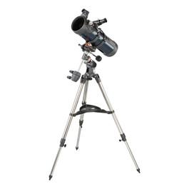 AstroMaster 114EQ Telescope w/ German Equatorial Mount - 114mm Aperture
