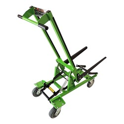adjustable stack chair truck at school outfitters