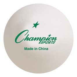 Top Grade Institutional Table Tennis Ball